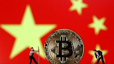 China says it will crack down on bitcoin mining, trading activities