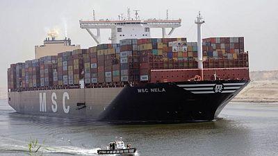 بيان: إيرادات قناة السويس 552 مليون دولار في أبريل