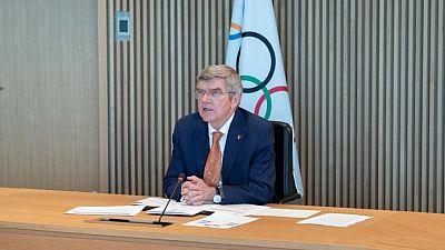 Presidente del COI llegará a Japón el 12 de julio para los Juegos de Tokio