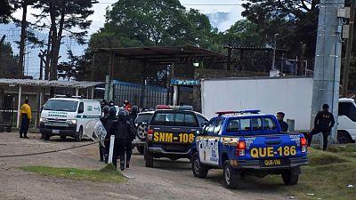 Al menos seis muertos y varios heridos deja motín en saturado penal en Guatemala