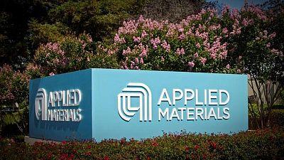 Applied Materials forecasts third-quarter sales above estimates