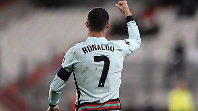 Ronaldo lidera el ataque temible de Portugal para la Eurocopa
