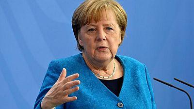 Germany wants sustainable truce between Israel-Hamas: Merkel
