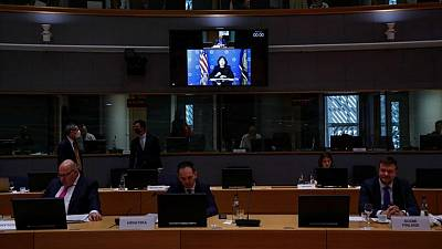 Europe eyes 'new basis' for trade ties with U.S.