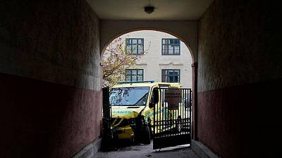 Norwegian man gets 12 years for rampage in hijacked ambulance