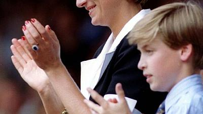 الأمير وليام: بي.بي.سي خذلت الأميرة ديانا
