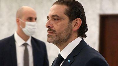 الرئيس اللبناني: الحريري عاجز عن تأليف حكومة