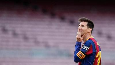 Messi tomará vacaciones y podría haber jugado su último partido en el Barça