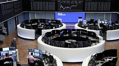 Equities, yields rise as U.S. data shows economy gaining momentum