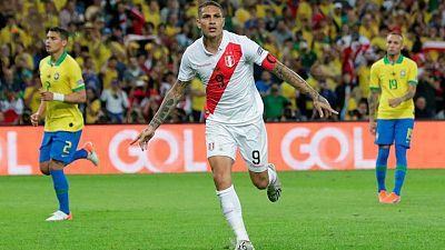 Guerrero vuelve a selección de Perú para partidos de eliminatorias contra Colombia y Ecuador