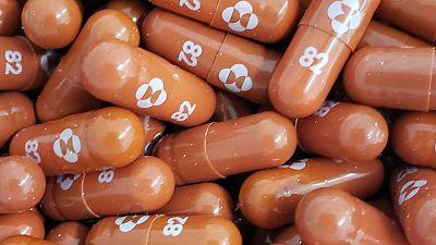 La carrera por encontrar una píldora para tratar el COVID-19 por dentro