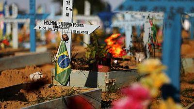América Latina supera el millón de muertes por COVID-19: recuento Reuters