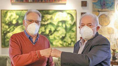 Lula se reúne con Fernando Henrique Cardoso en un movimiento antiBolsonaro en Brasil