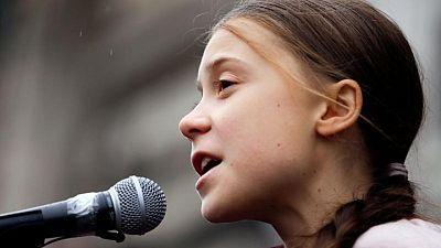 Greta Thunberg busca cambiar la manera en la que se producen los alimentos