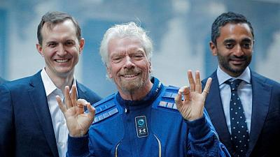 Former Virgin Galactic CEO to fly to space - CNBC