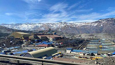 Chilena Codelco dice que el 40% de su producción peligra si se aprueba ley sobre glaciares: reporte