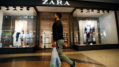 Inditex, dueño de la marca Zara, cerrará todas las tiendas en Venezuela: socio local