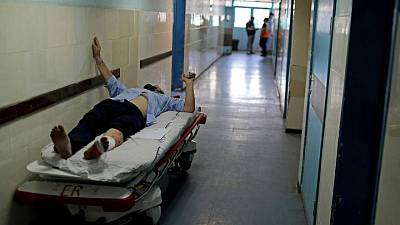 Palestinian conflict injuries risk 'overwhelming' health facilities : WHO