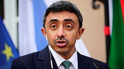 الإمارات تطلب استضافة مؤتمر بشأن تغير المناخ عام 2023