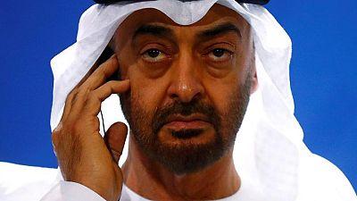 الإمارات تقول إنها على استعداد للعمل من أجل السلام بين إسرائيل والفلسطينيين