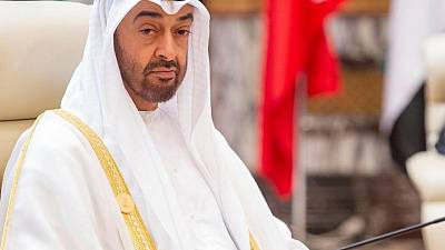 UAE says it is ready to facilitate Israel-Palestinian peace efforts