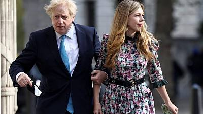 Britain's Prime Minister Johnson to wed fiancee Symonds next summer – The Sun