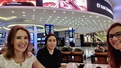 Social media postings appear to show Dubai ruler's daughter