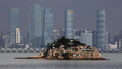 Taiwan revokes Kinmen island mandate requiring COVID-19 tests