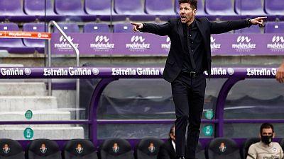 Simeone nunca dejó de creer que el Atleti ganaría el título de La Liga