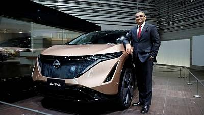 With electrification, Nissan's Gupta sees new spark for Renault tie-up