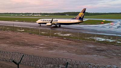 Ryanair CEO says passengers and crew diverted to Minsk were frightened