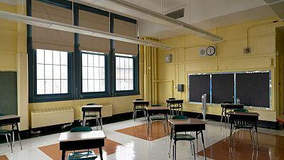 Las escuelas de Nueva York reanudarán las clases presenciales