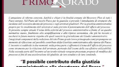 www.primogrado.com, punto di contatto tra Giustizia e cittadino