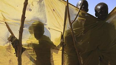 Suspect faces murder, rape charges in first Darfur war crimes case