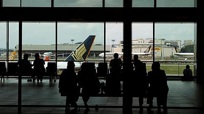 Singapore airport tightens measures after COVID-19 outbreak
