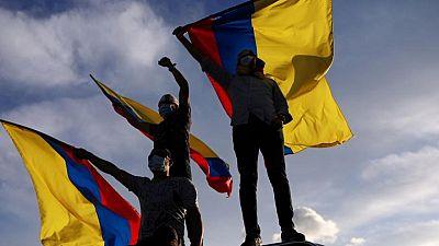 Gobierno de Colombia y líderes de protestas mantienen diálogo en busca de negociación