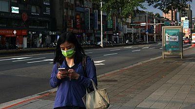 تايوان تسجل زيادة جديدة في الإصابات بكوفيد-19
