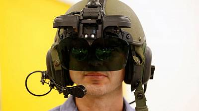 Israel's Elbit Systems eyes growth from night-vision tech
