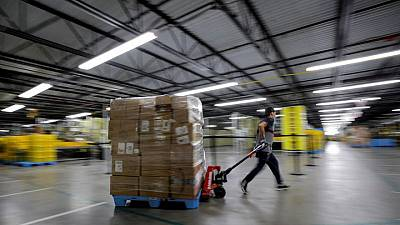 Analysis: Blue-collar director vote gives U.S. labor another crack at Amazon.com