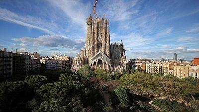 La pandemia retrasa la finalización de la Sagrada Familia más allá de 2026