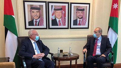 وزير الخارجية الأردني: الحفاظ على التهدئة يتطلب إيجاد أفق سياسي