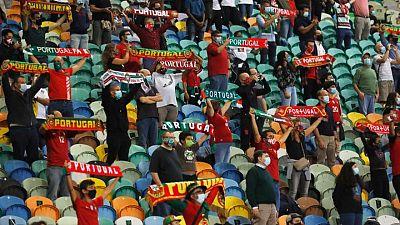 El amistoso entre España y Portugal se jugará con público