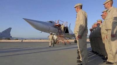 روسيا تقول إنها باتت تستطيع تشغيل قاذفات بقدرات نووية من قاعدة سورية