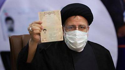 Iran approves hardliner for presidential polls, bars several hopefuls