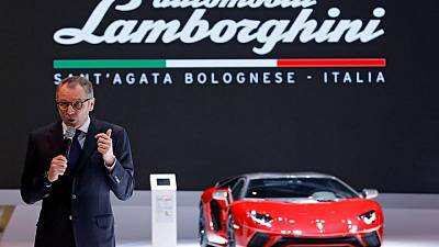 Volkswagen gets 7.5 billion euros offer for Automobili Lamborghini - Autocar