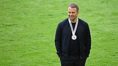 Flick, exentrenador del Bayern, será seleccionador de Alemania hasta 2024