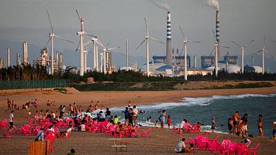 China busca en el océano una forma más barata de refrigerar centros de datos de alto consumo energético