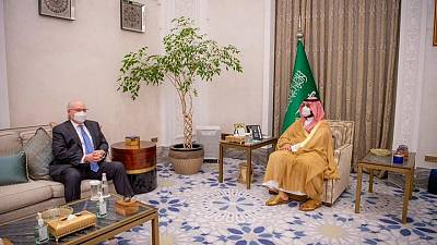 الخارجية الأمريكية: المبعوث الخاص إلى اليمن يزور السعودية وعمان