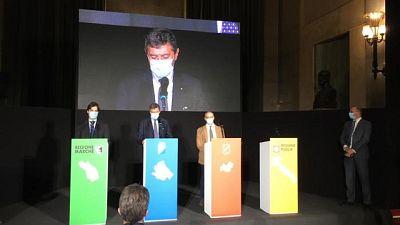Il 27 seminario con presidenti Marche, Abruzzo, Molise e Puglia
