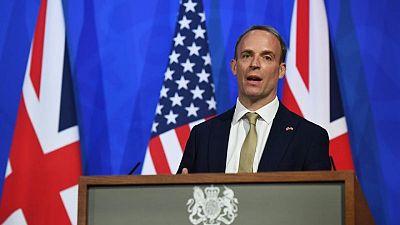 وزير خارجية بريطانيا سيجتمع مع زعماء إسرائيليين وفلسطينيين بعد الهدنة